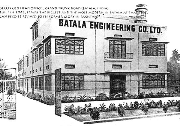 Batala Engineering Co. Ltd.